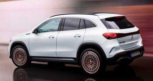 Mercedes-Benz presenta el EQA, su nueva apuesta en los todocaminos eléctricos