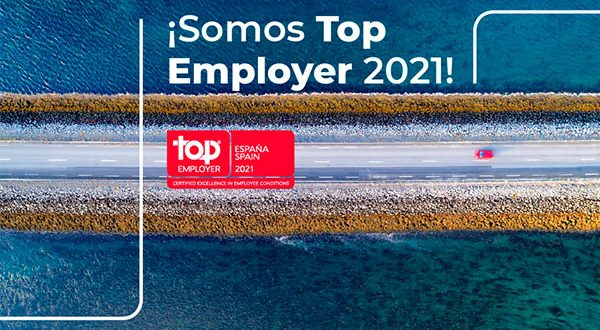 ALD Top Employer 2021