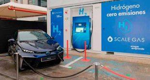 España ya cuenta con la primera estación de repostaje de hidrógeno