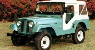 Así ha evolucionado Jeep en sus 80 años de historia