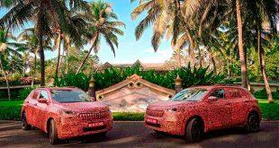Skoda anuncia el Kushaq, su primer SUV fabricado en la India