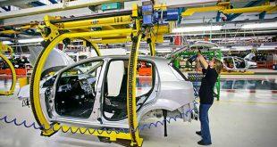 La producción de automóviles en España cerró 2020 con un descenso del 19,6%