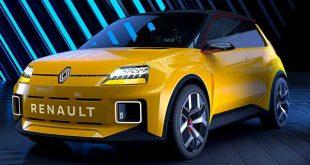 Renault volverá a fabricar el R5, y será 100% eléctrico