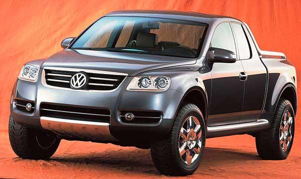 Volkswagen AAC Concept todocamino
