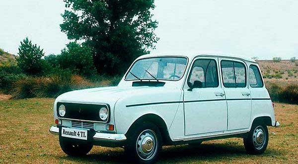 """El Renault 4 """"Cuatro Latas"""" cumple 60 años"""