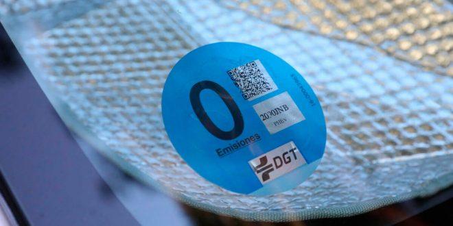La DGT modificará sus etiquetas medioambientales