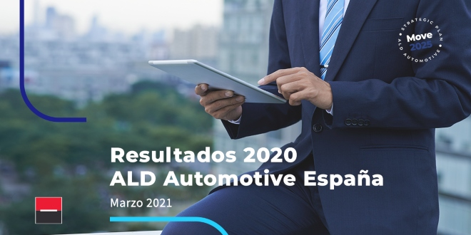 Resultados ALD Automotive España 2020