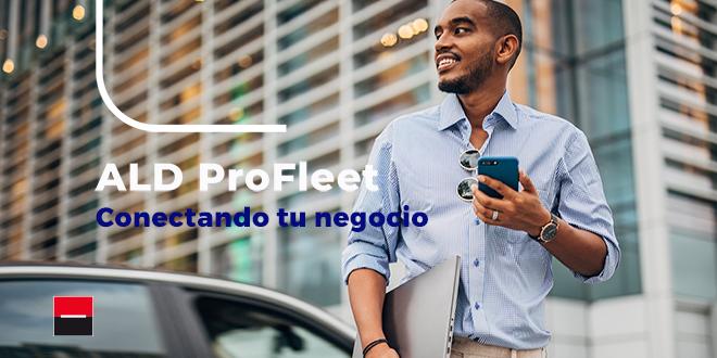 ALD Automotive actualiza ALD ProFleet, el sistema telemático para la gestión de flotas