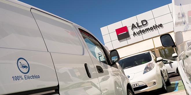 ALD Automotive renueva la certificación ISO 14001 por su compromiso medioambiental