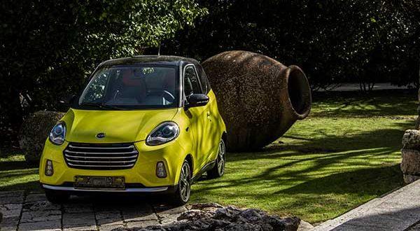 Así es el Invicta Electric D2S, el coche eléctrico más barato del mercado