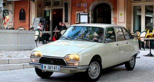 Citroën GS: medio siglo de historia de un modelo revolucionario