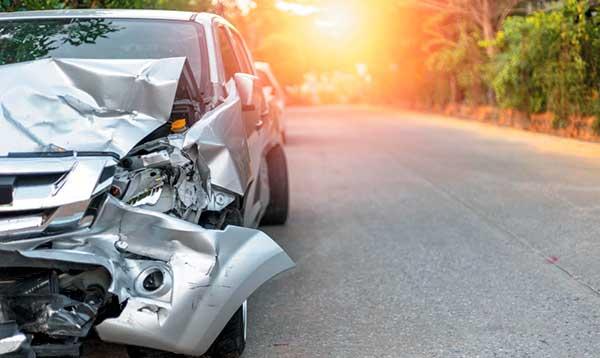 Reclamar en caso de accidentes