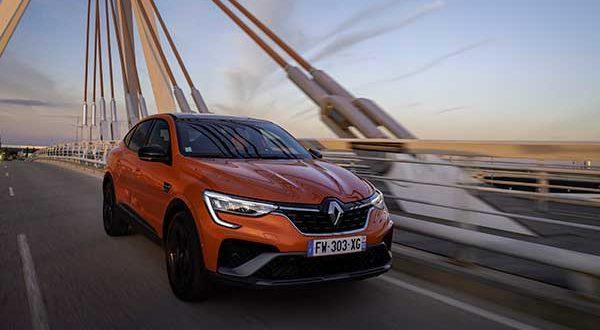 Renault lanza en España el Arkana, su nuevo SUV coupé