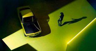 """Opel """"resucita"""" su histórico Manta… como vehículo eléctrico"""