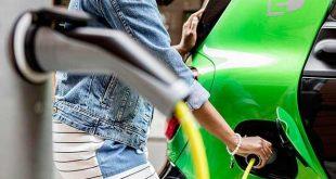 La movilidad eléctrica crece en marzo un 64%
