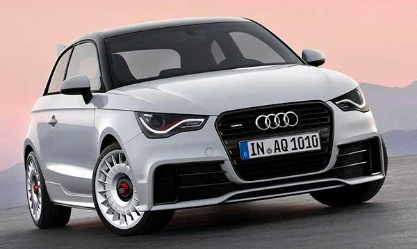 Audi A1 quattro urbanos