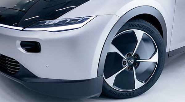 Bridgestone y Lightyear crean el primer coche solar de largo recorrido