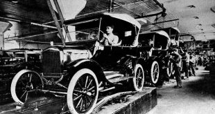 El parabrisas laminado cumple 100 años