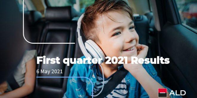 Resultados primer trimestre 2021 ALD