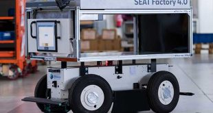 SEAT incorpora nuevos robots autónomos a su planta de Martorell