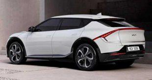 Kia presenta su revolucionario eléctrico EV6