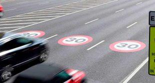 Entran en vigor los nuevos límites de velocidad en entornos urbanos