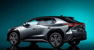 Toyota presenta su nuevo prototipo eléctrico BZ4X