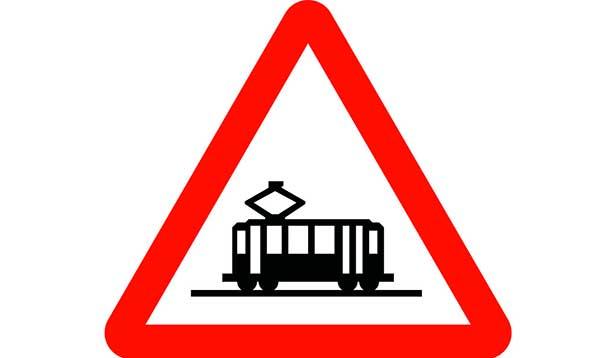 Cruce tranvía