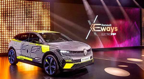 Renault electrificación