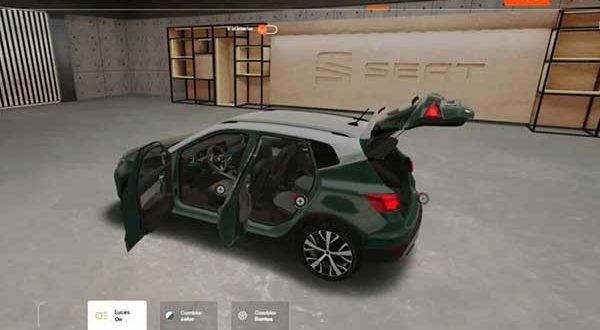 Realidad virtual SEAT