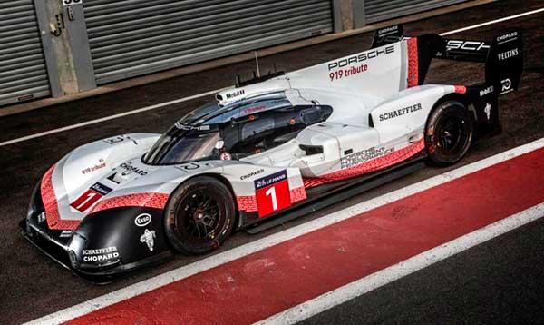 Porsche Nürburgring