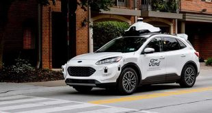 Ford robotaxis