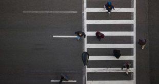 El paso de peatones inteligente, la tecnología al servicio de la seguridad vial