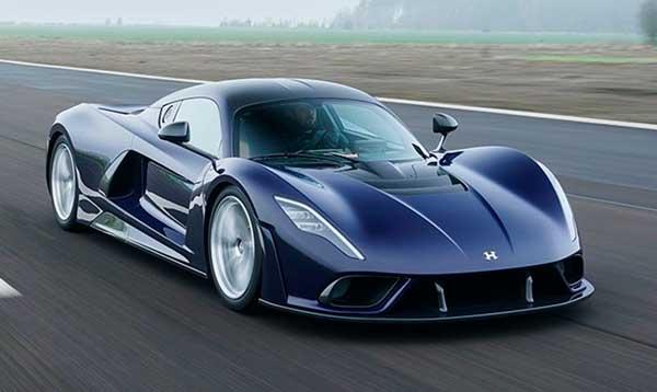 Hennessey Venom F5 supercoches