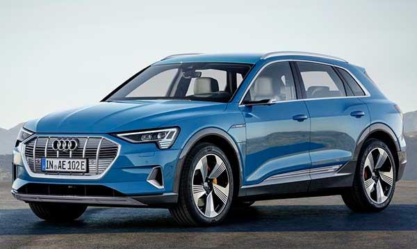 Audi e tron viajar