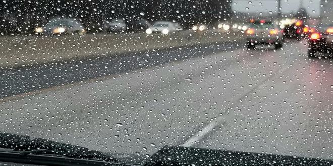 Comportamiento adecuado al volante en otoño