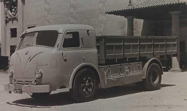 Camión eléctrico Pegaso