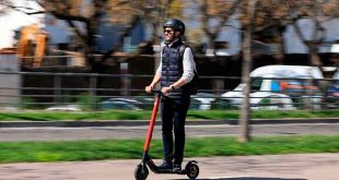 Ordenanza movilidad patinetes