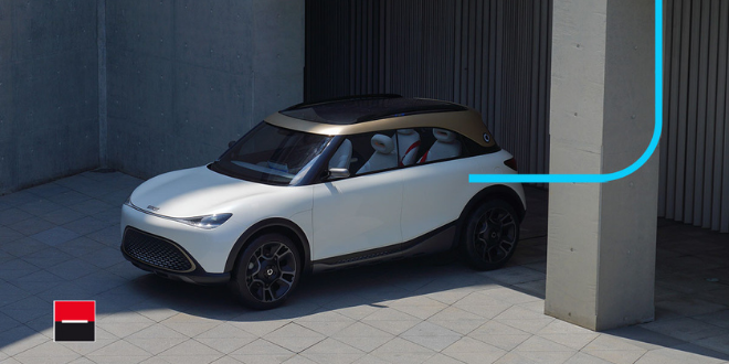 smart Europe GmbH selecciona a ALD Automotive como proveedor exclusivo de servicios de renting íntegramente digitales para sus vehículos 100% eléctricos en Europa