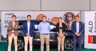 ALD Automotive y Caser celebran un año de éxitos de su Programa de Renting