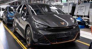 Cupra born coches electricos